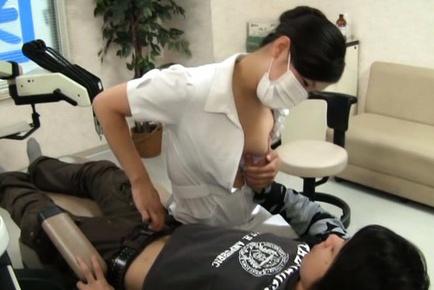 Japanese dentist porn