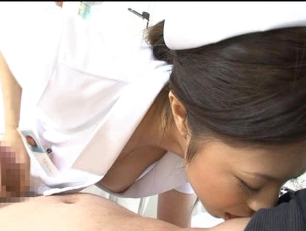 Mai Aida Hot Japanese nurse enjoys lots of cock sucking